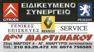ΜΑΡΤΙΝΑΚΟΣ ΓΕΩΡΓΙΟΣ