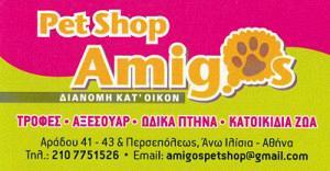 AMIGOS (ΑΛΒΑΡΕΖ ΝΤΙΑΖ ΜΑΡΙΑ ΑΜΠΑΡΟ)
