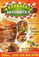 ANTOANETA'S  (ΤΣΑΝΕΒΑ ΑΝΤΟΑΝΕΤΑ Σ)