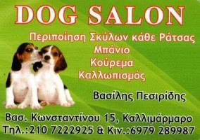 DOG SALON (ΠΕΣΙΡΙΔΗΣ ΒΑΣΙΛΕΙΟΣ)