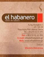 EL HABANERO SALON DE TABACO