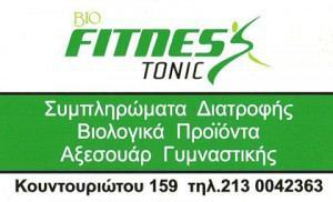 BIO FITNESS TONIC