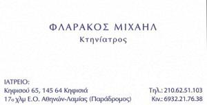 ΦΛΑΡΑΚΟΣ ΜΙΧΑΗΛ