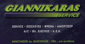 ΓΙΑΝΝΙΚΑΡΑΣ ΝΙΚΟΛΑΟΣ