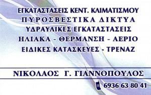 ΑΠΑΝ ΥΔΩΡ (ΓΙΑΝΝΟΠΟΥΛΟΣ ΝΙΚΟΛΑΟΣ)