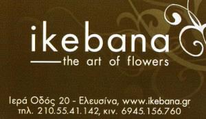 IKEBANA FLOWERS (ΠΝΕΥΜΑΤΙΚΑΚΗΣ ΕΛΕΥΘΕΡΙΟΣ)