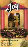 JOY FLOWERS (ΤΣΑΟΥΣΟΓΛΟΥ ΧΡΥΣΟΣΤΟΜΟΣ)