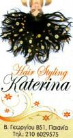 HAIR STYLING KATERINA