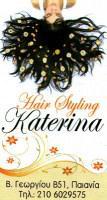 HAIR STYLING KATERINA