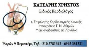 ΚΑΤΣΑΡΗΣ ΧΡΗΣΤΟΣ