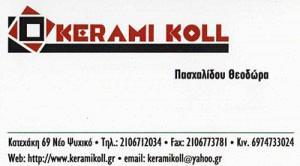 KERAMI KOLL