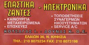 ΚΟΤΣΑΓΑΣ Ι & ΔΟΥΝΑΣ Κ ΟΕ