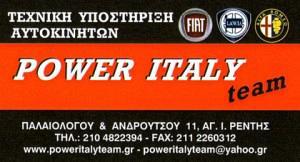 POWER ITALY TEAM