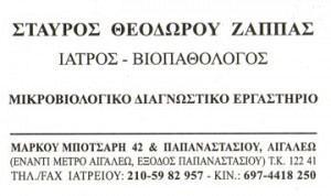 ΖΑΠΠΑΣ ΣΤΑΥΡΟΣ