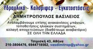 ΔΗΜΗΤΡΟΠΟΥΛΟΣ ΒΑΣΙΛΕΙΟΣ