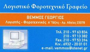 ΒΕΜΜΟΣ ΓΕΩΡΓΙΟΣ