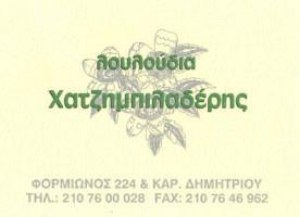 ΧΑΤΖΗΜΠΙΛΑΔΕΡΗΣ ΚΩΝΣΤΑΝΤΙΝΟΣ