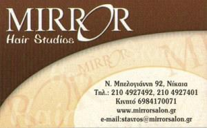 MIRROR HAIR STUDIOS