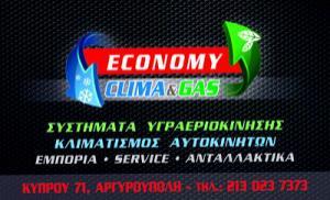 ECONOMY CLIMA & GAS