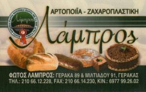 ΦΩΤΟΣ ΛΑΜΠΡΟΣ