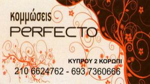 PERFECTO (ΓΙΑΝΝΑΚΟΥΔΑΚΗ ΜΑΡΙΑ)