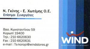 WIND TELECOM AE