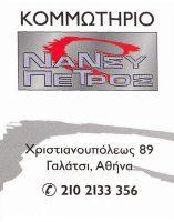 ΝΑΝΣΥ & ΠΕΤΡΟΣ (ΒΑΣΙΛΕΙΟΥ ΑΘΑΝΑΣΙΑ)