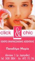 CLICK & CHIC (ΠΑΠΑΔΗΜΑ ΜΑΡΙΑ)