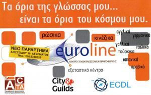 EUROLINE (ΜΑΡΙΝΟΥ ΑΓΓΕΛΙΚΗ)