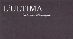 L'ULTIMA EXCLUSIVE BOUTIQUE (ΤΑΣΤΖΟΓΛΟΥ ΜΑΡΙΑ)