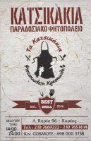 ΤΑ ΚΑΤΣΙΚΑΚΙΑ (ΓΕΩΡΓΟΠΟΥΛΟΣ ΝΙΚΟΛΑΟΥ ΧΡΗΣΤΟΣ)