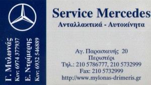 ΜΥΛΩΝΑΣ Γ & ΝΤΡΙΜΕΡΗΣ Ε ΟΕ