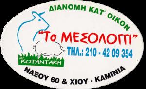 ΜΕΣΟΛΟΓΓΙ (ΚΟΤΑΝΤΑΚΗΣ ΓΕΩΡΓΙΟΣ)