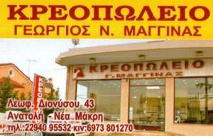 ΜΑΓΓΙΝΑΣ ΓΕΩΡΓΙΟΣ
