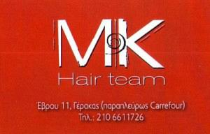 MK HAIR TEAM