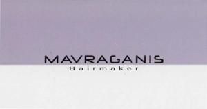 MAVRAGANIS HAIRMAKER