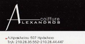 ALEXANDROS COIFFURE