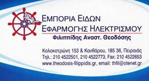 ΦΙΛΙΠΠΙΔΗΣ ΘΕΟΔΟΣΙΟΣ