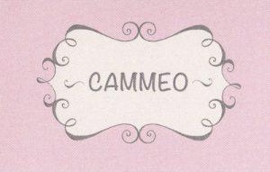 CAMMEO (ΓΙΑΝΝΑΚΑΚΗ ΔΕΣΠΟΙΝΑ)