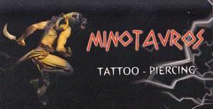 MINOTAVROS ΤΑΤΤΟΟ (ΚΑΜΠΟΥΡΑΚΗΣ ΗΛΙΑΣ)