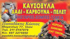 ΠΑΠΑΔΑΚΗΣ ΚΩΝΣΤΑΝΤΙΝΟΣ