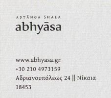 ABHYASA ASHTANGA SHALA