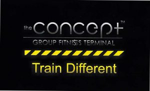 THE CONCEPT GROUP FITNESS TERMINAL