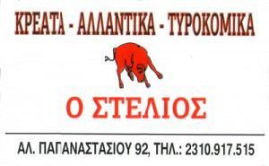 Ο ΣΤΕΛΙΟΣ (ΜΟΥΣΤΑΚΑΣ ΝΙΚΟΛΑΟΣ)