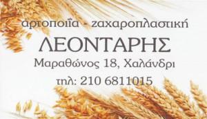 ΛΕΟΝΤΑΡΗΣ ΝΙΚΟΛΑΟΣ