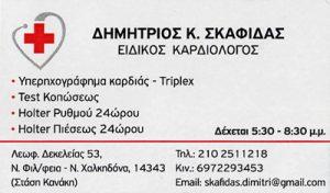 ΣΚΑΦΙΔΑΣ ΔΗΜΗΤΡΙΟΣ