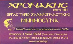 ΧΡΟΝΑΚΗ ΣΟΦΙΑ & ΙΩΑΝΝΗΣ ΟΕ