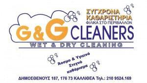 G & G CLEANERS (ΠΑΝΤΕΛΙΔΟΥ ΓΕΩΡΓΙΑ)