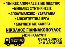 ΓΙΑΝΝΑΚΟΠΟΥΛΟΣ ΝΙΚΟΛΑΟΣ