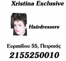 XRISTINA EXCLUSIVE HAIRDRESSERS